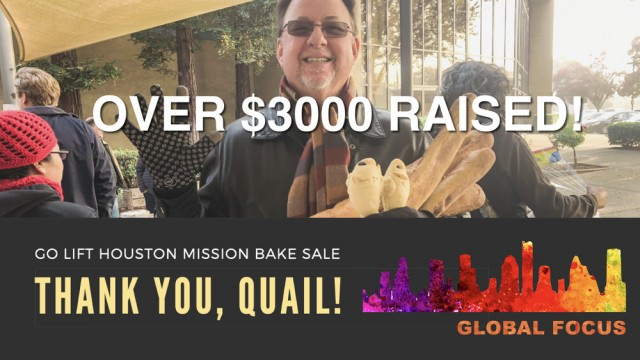 A Heartfelt Thank You to All Who Supported Our Houston Mission Bake Sale