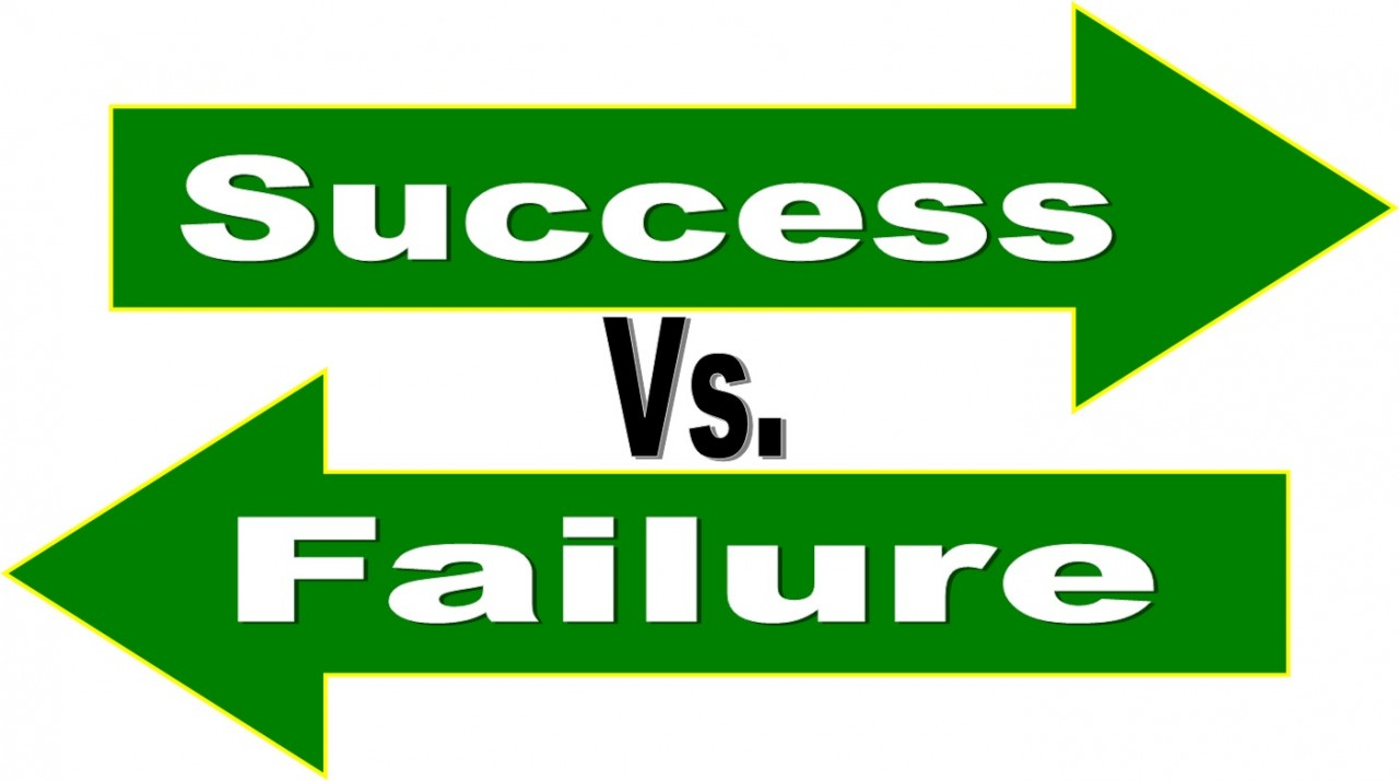 Success vs. Failure