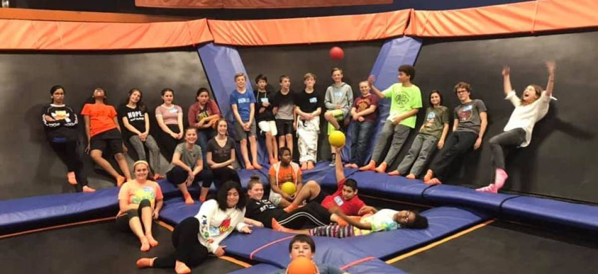 Jr. High Sky Zone