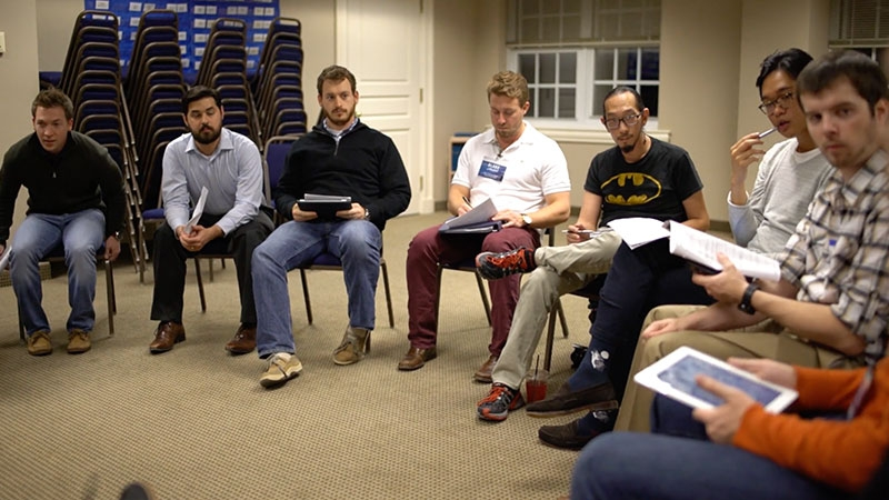 Men's Bible Study Fellowship