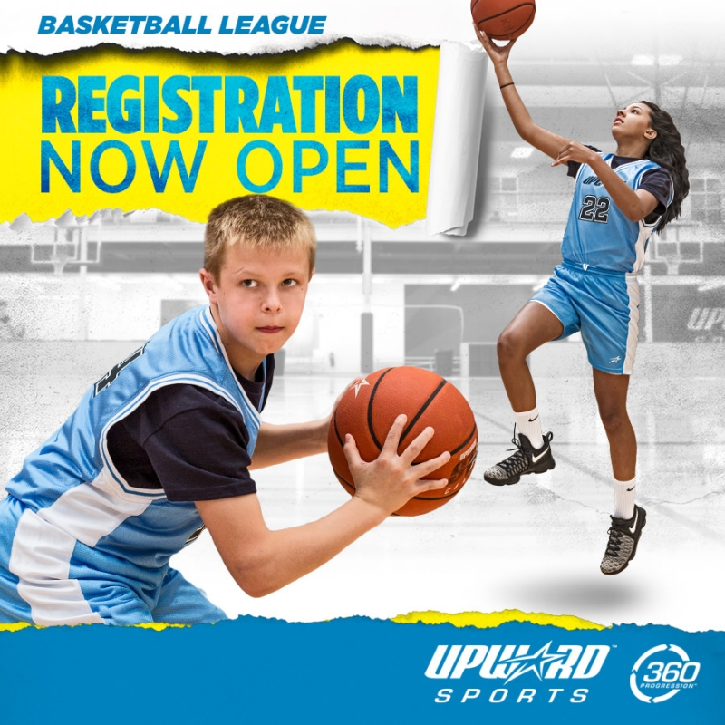 Upward Basketball Registration Deadline